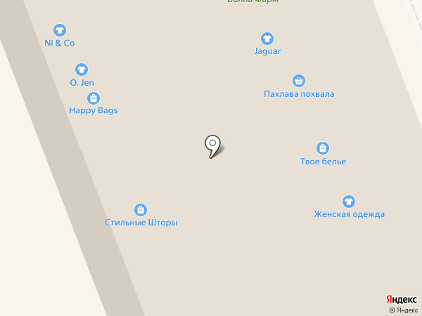 Грация на карте Великого Новгорода