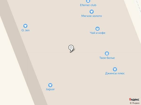 Уютный дом на карте Великого Новгорода