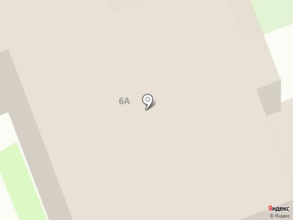 Сауна на карте Великого Новгорода