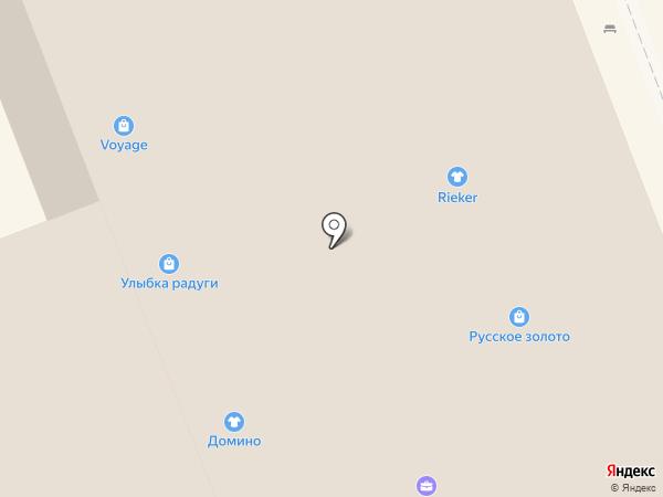 Парикмастерский магазин на карте Великого Новгорода