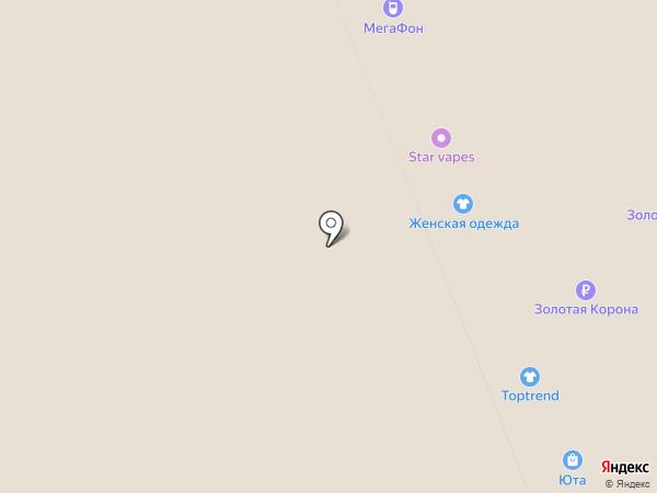 Модница Новгородская на карте Великого Новгорода