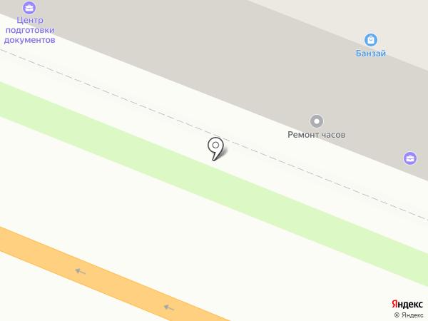 Нотариус Мишина Р.А. на карте Великого Новгорода