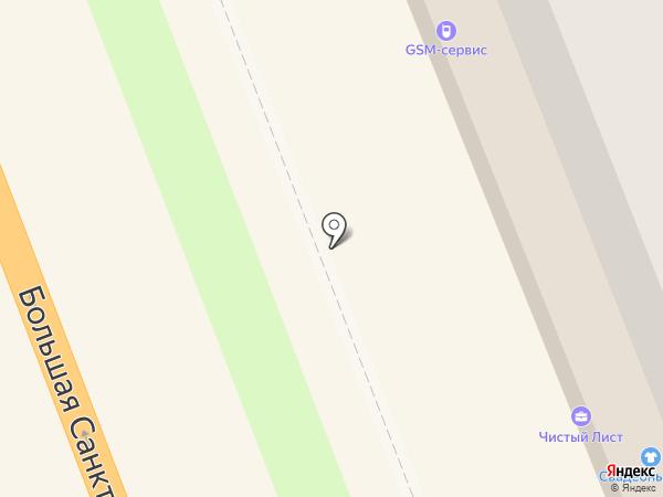 Инь и Ян на карте Великого Новгорода