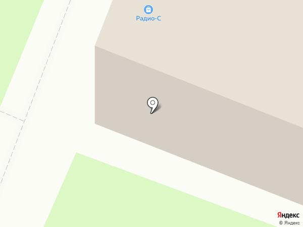 Районка.орг на карте Великого Новгорода