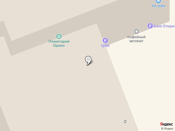 Банкомат, Промсвязьбанк, ПАО на карте Великого Новгорода