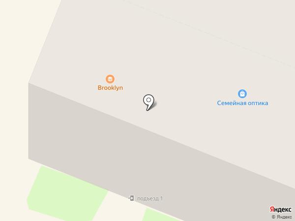Семейная оптика на карте Великого Новгорода