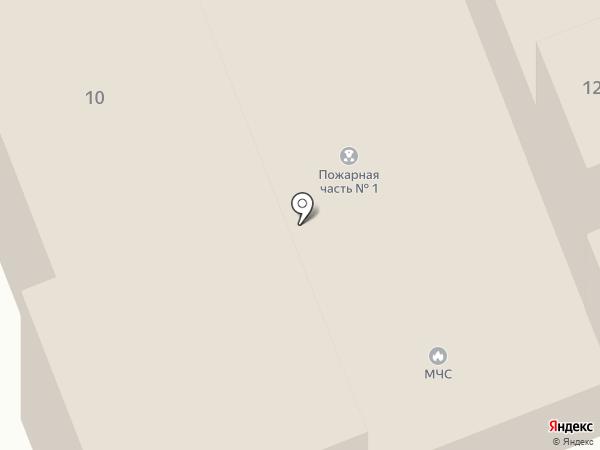 ЦУКС на карте Великого Новгорода