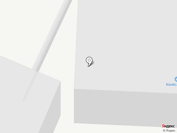 Спецтехсервис на карте Великого Новгорода