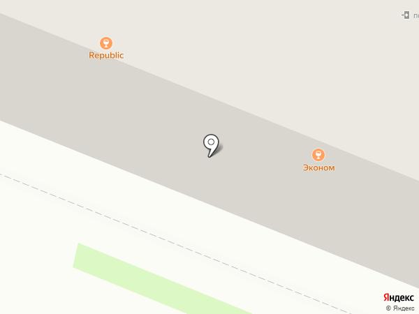 Вольный купец на карте Великого Новгорода