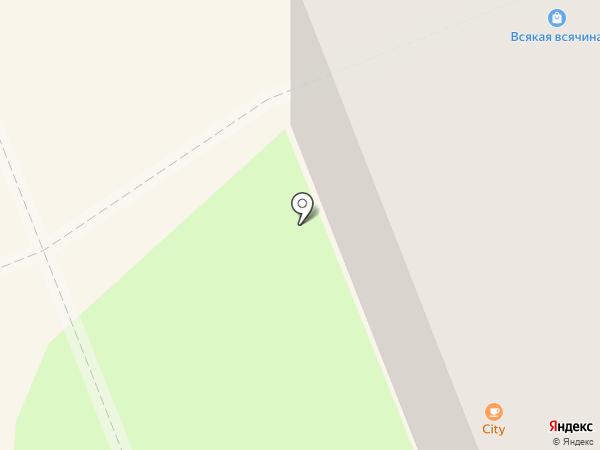 Мини-бар на карте Великого Новгорода