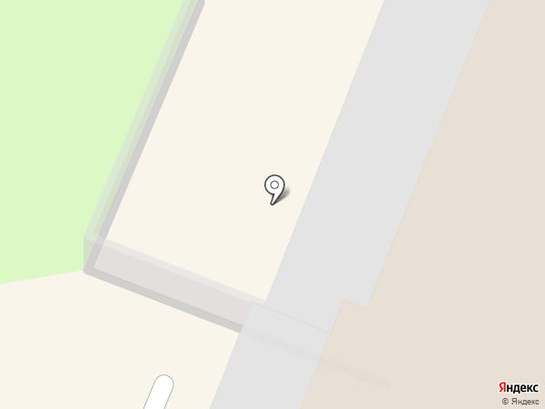 Парикмахерская на карте Великого Новгорода