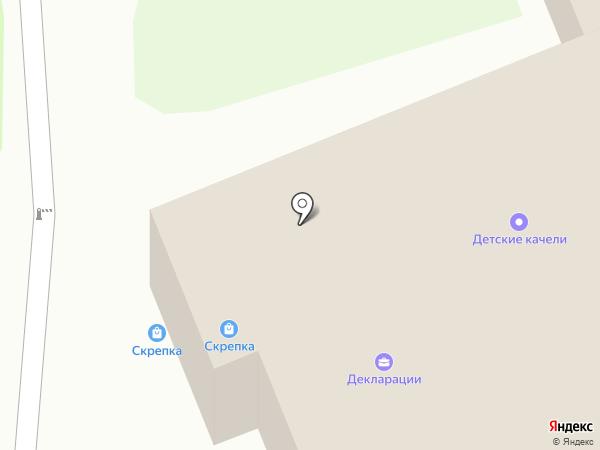 Бухгалтер-Консультант на карте Великого Новгорода