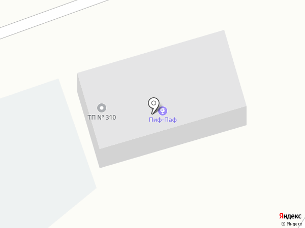 ПБК-Сервис на карте Великого Новгорода