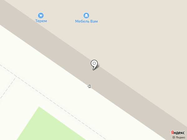 Дом Футбола на карте Великого Новгорода