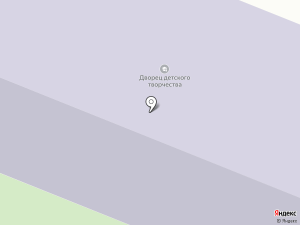 Дворец детского (юношеского) творчества им. Лени Голикова на карте Великого Новгорода
