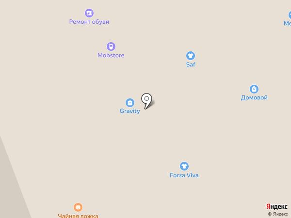 Мебель ТУТ дешевле на карте Великого Новгорода