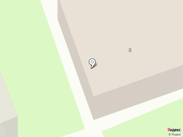 ГосНИОРХ на карте Великого Новгорода