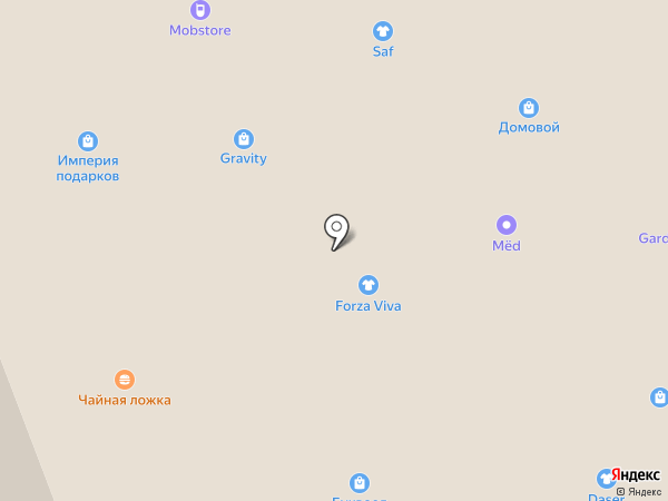 Dinamic на карте Великого Новгорода