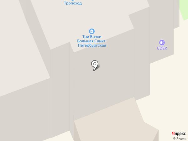 PROSTO сервис на карте Великого Новгорода