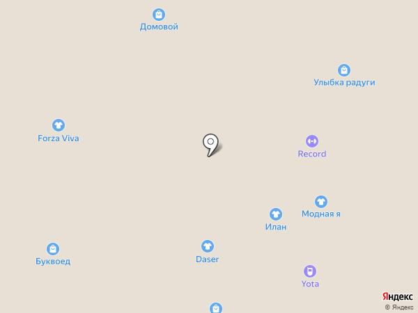 Лукоморье на карте Великого Новгорода