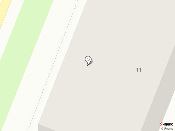 Иномарочка на карте Великого Новгорода