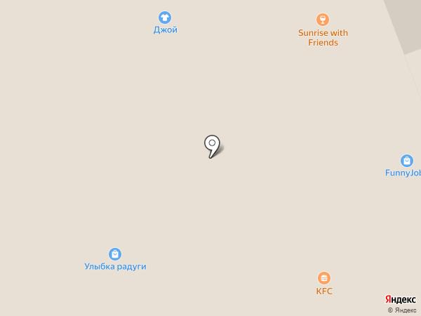 Матрешка на карте Великого Новгорода