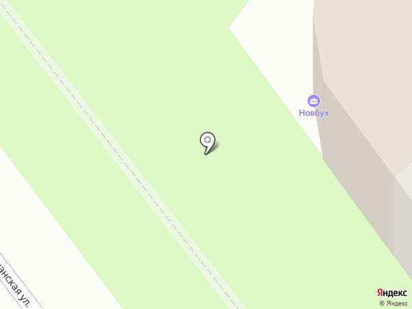 Нотариус Кутузова И.В. на карте Великого Новгорода