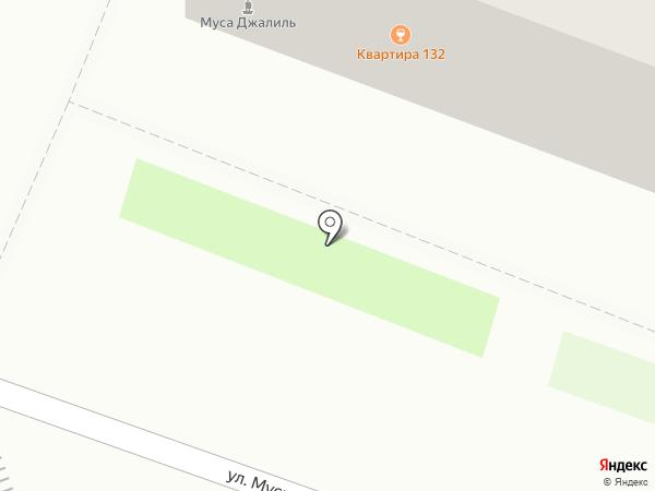 INTERIO на карте Великого Новгорода