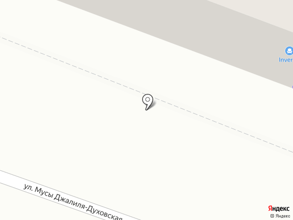 Галичи на карте Великого Новгорода