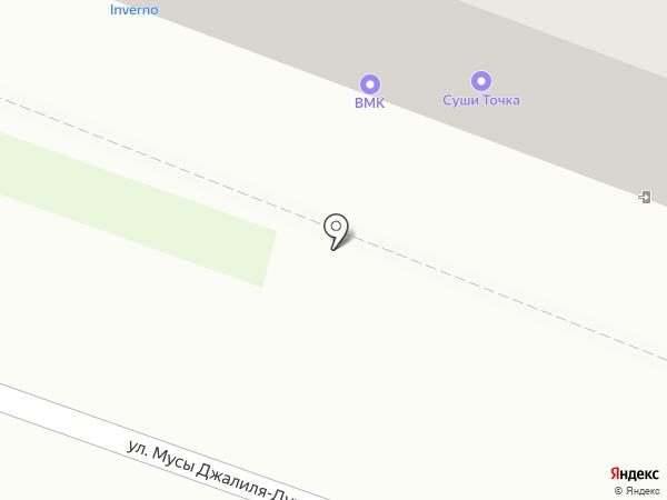 ВсеИнструменты.ру на карте Великого Новгорода
