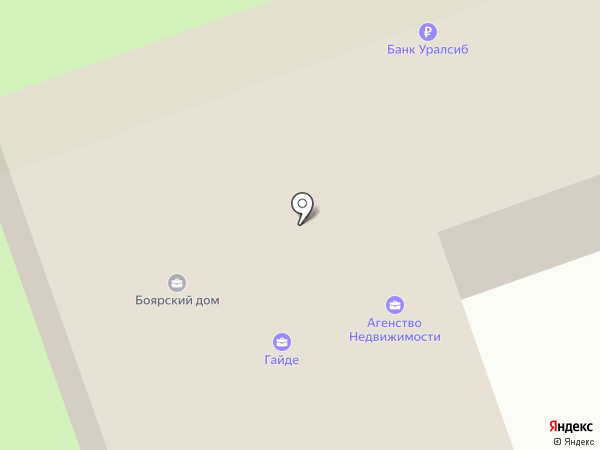 Банкомат, Бинбанк, ПАО на карте Великого Новгорода