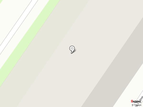 Автопитер на карте Великого Новгорода