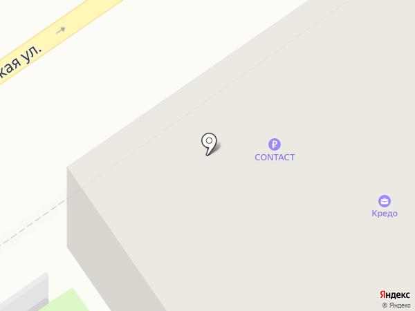 Кредо, КПК на карте Великого Новгорода