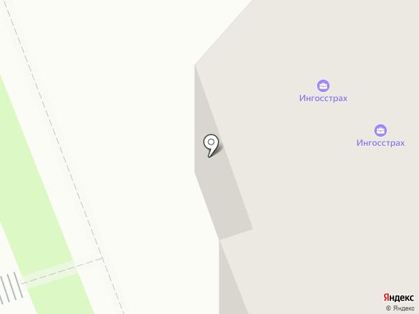 Exist на карте Великого Новгорода