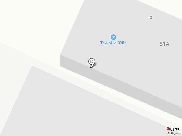 ТехноНИКОЛЬ на карте Великого Новгорода