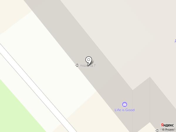 LTB на карте Великого Новгорода