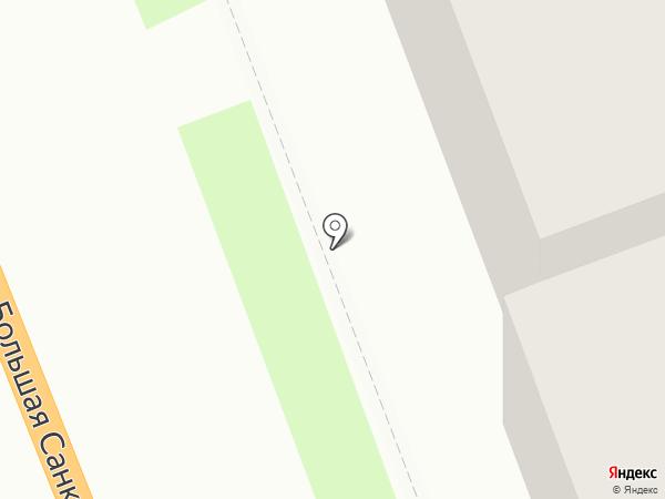 ТОРЭКС на карте Великого Новгорода