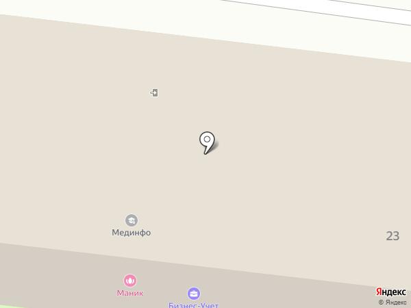 Городская справка 07 на карте Великого Новгорода