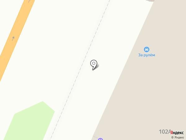 Автолидер на карте Великого Новгорода
