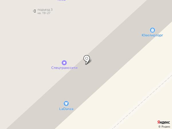 Ювелирторг на карте Великого Новгорода