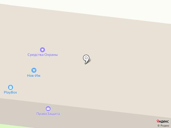 ТСО-Великий Новгород на карте Великого Новгорода