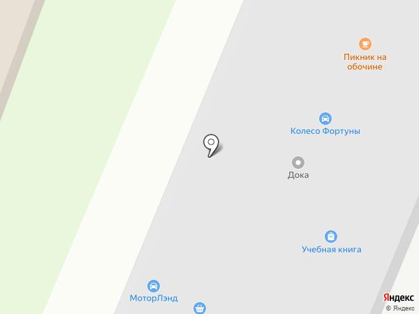 Новгородсоль на карте Великого Новгорода