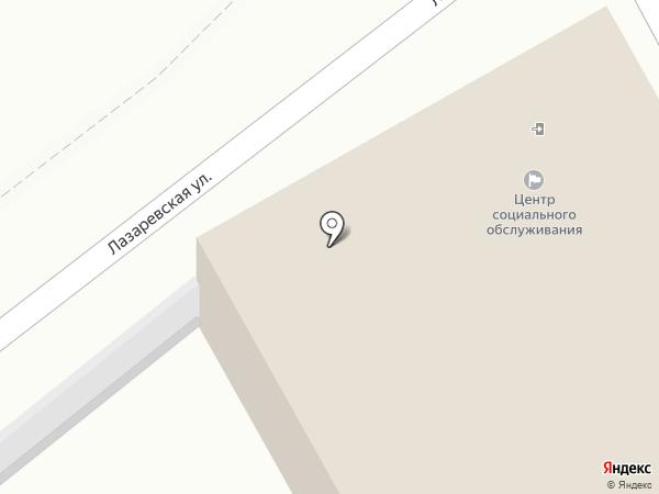 Комплексный центр социального обслуживания населения Великого Новгорода и Новгородского района на карте Великого Новгорода