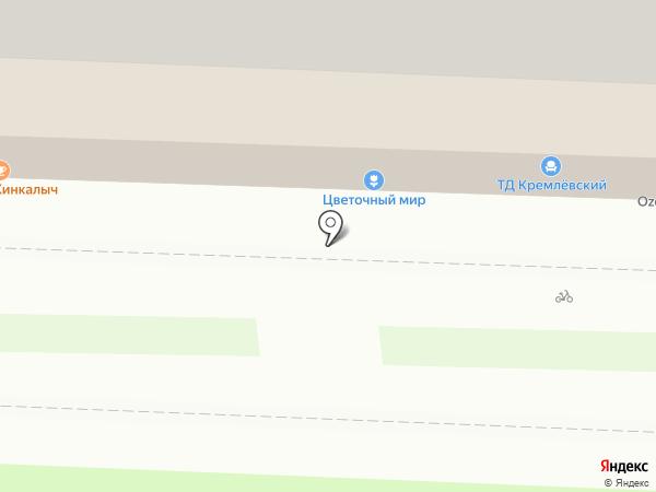 Tupperware на карте Великого Новгорода
