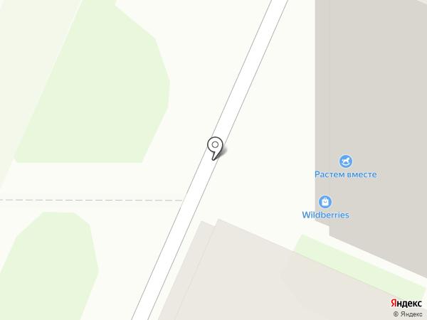 Шкатулка на карте Великого Новгорода