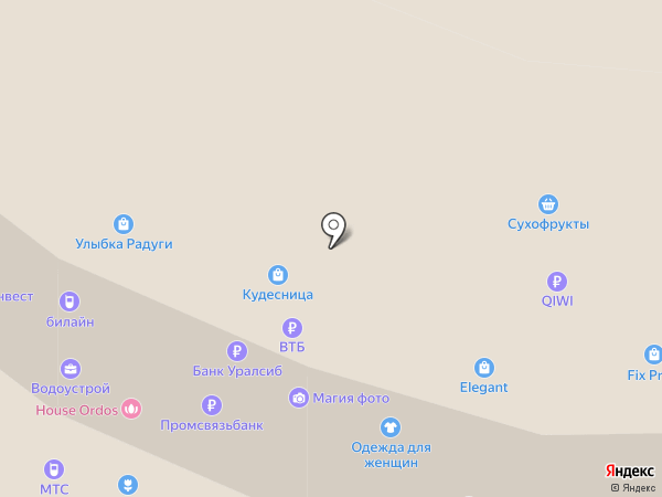 Tele2 на карте Великого Новгорода
