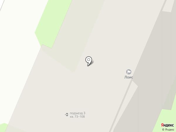 PEUGEOT на карте Великого Новгорода