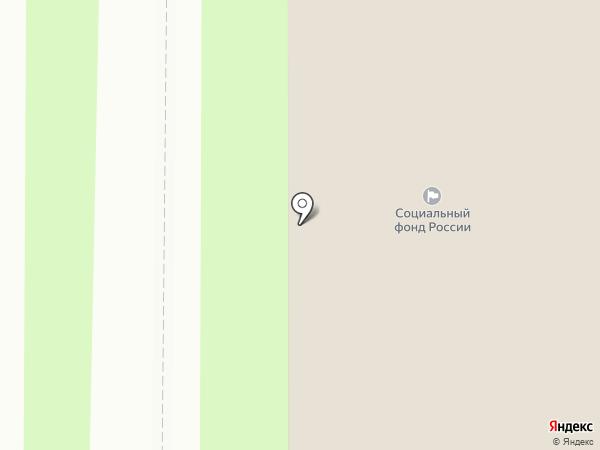 Облпотребсоюз на карте Великого Новгорода
