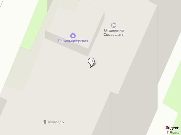 Расчетно-кассовый центр на карте Великого Новгорода