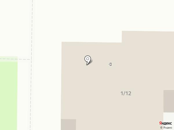Управление Федерального казначейства по Новгородской области на карте Великого Новгорода